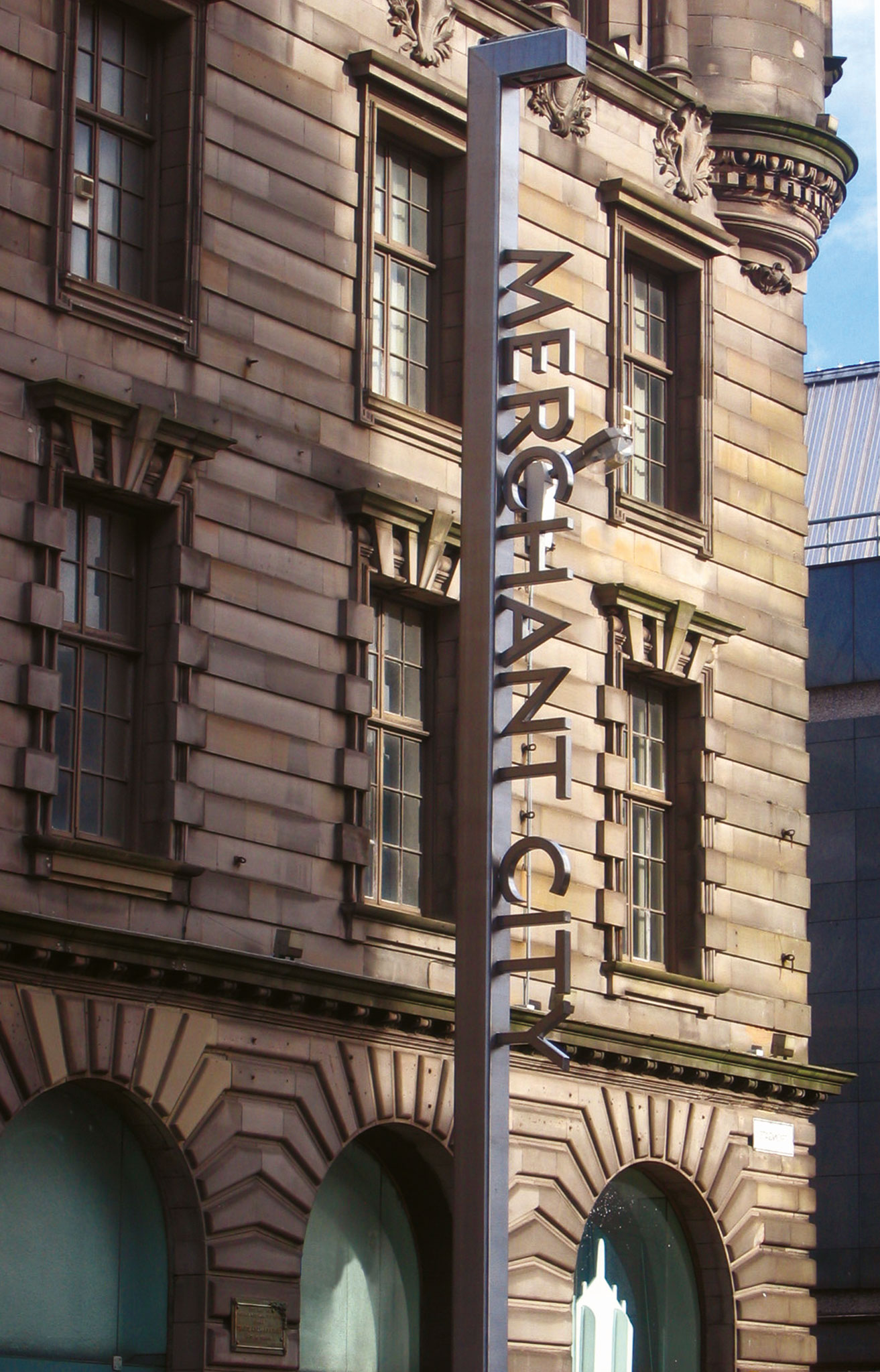 Merchant City Gateways, Glasgow - Graven
