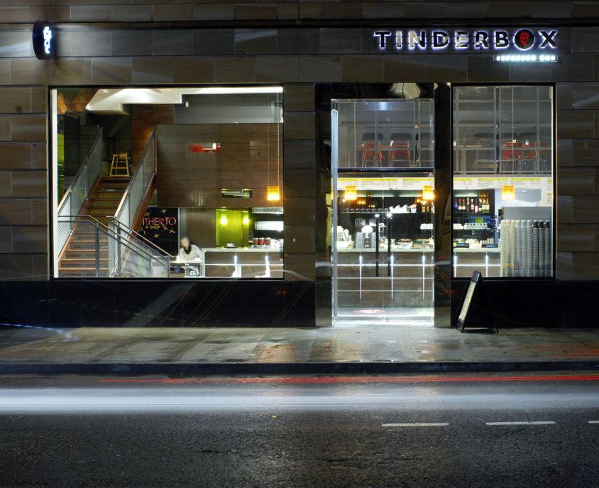 Tinderbox, Merchant City, Glasgow