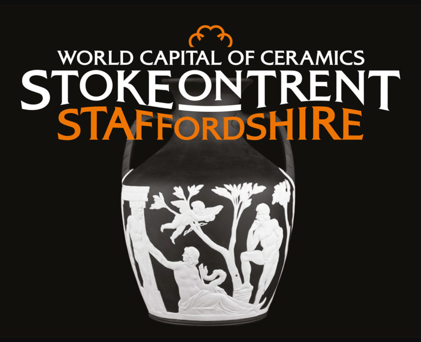 Stoke-on-Trent Staffordshire, place branding