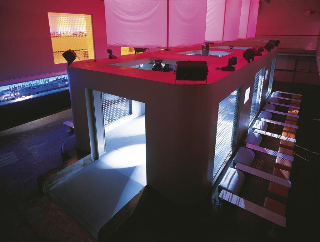 Cube nightclub, Musselburgh