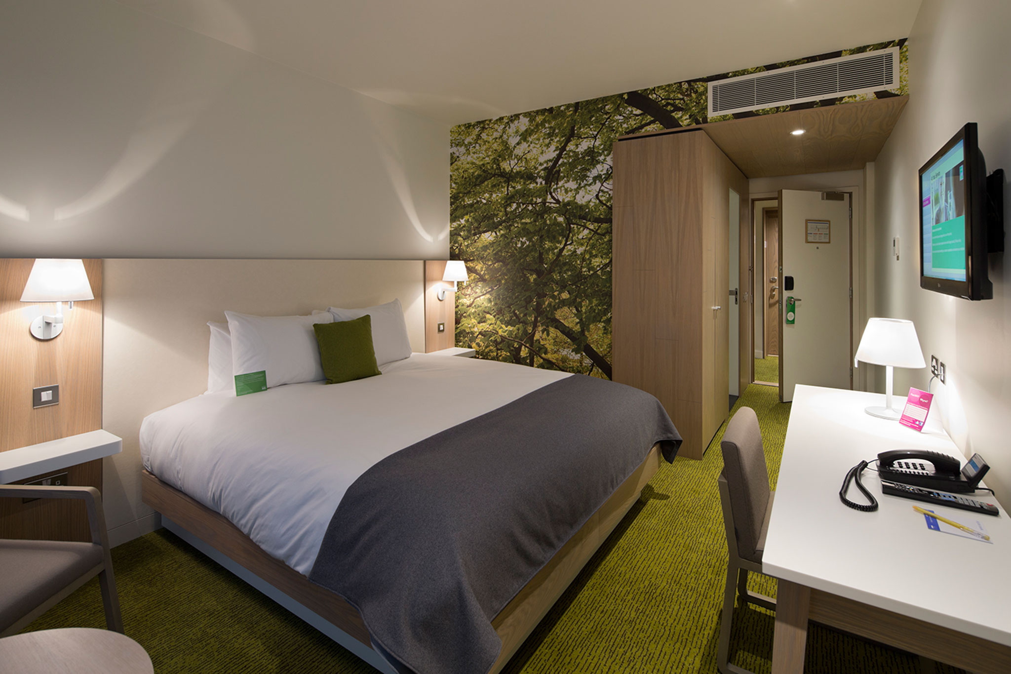 Interior design courses nottingham for Hotel design course