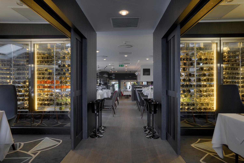 IX Restaurant, The Chester Hotel, Aberdeen