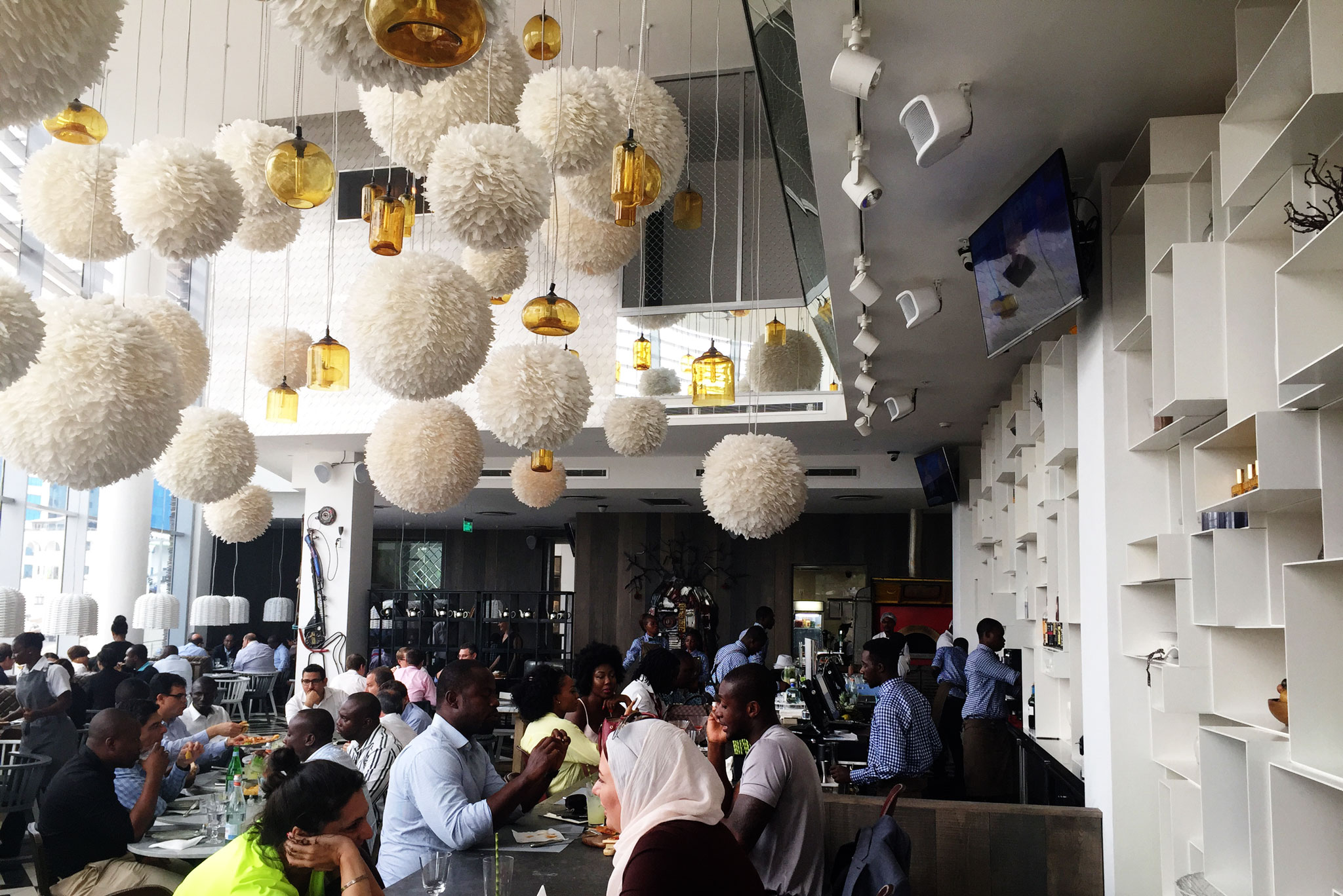 Coco lounge accra ghana graven for Interior decoration ghana