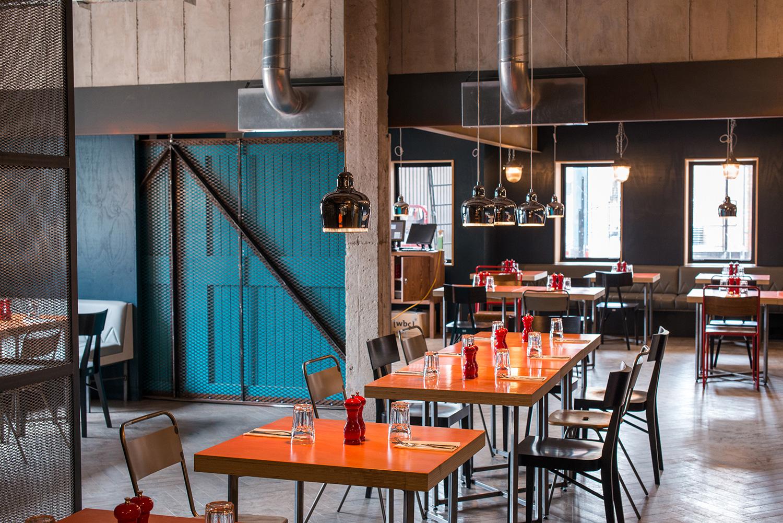 Drygate, Glasgow Graven - Office Interior Design Glasgow — McKellar Office