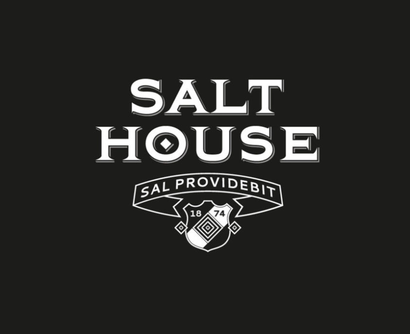 Salt House visual brand