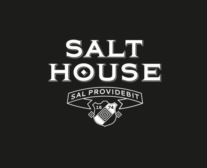Salt House visual brand