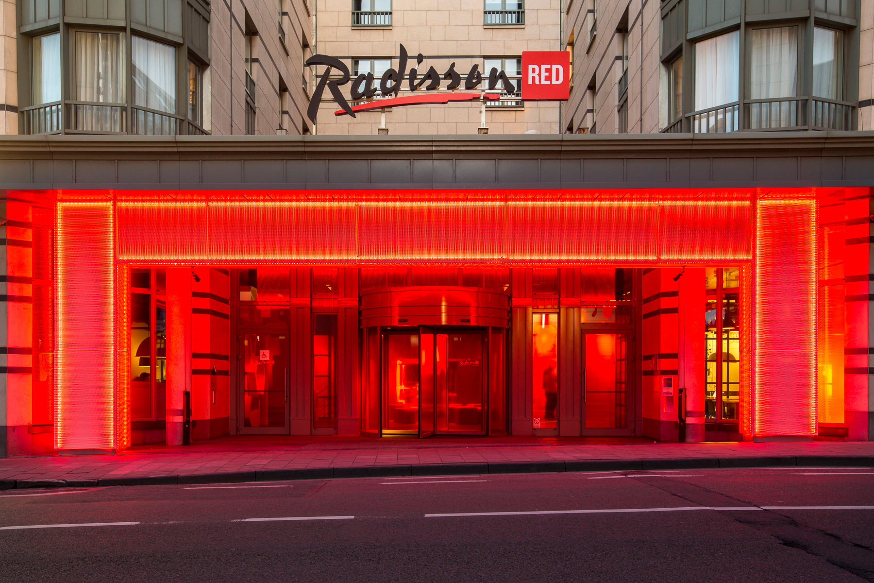 Radisson RED Brussels