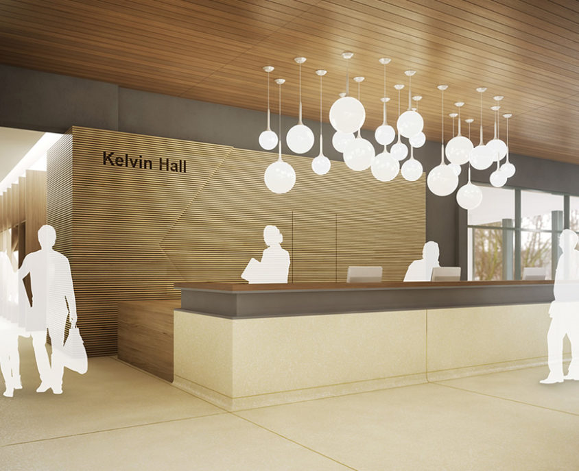 Kelvin Hall Redevelopment Project, Glasgow