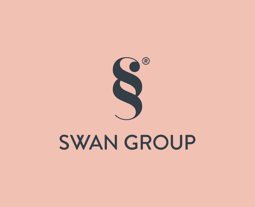 Swan Group visual brand