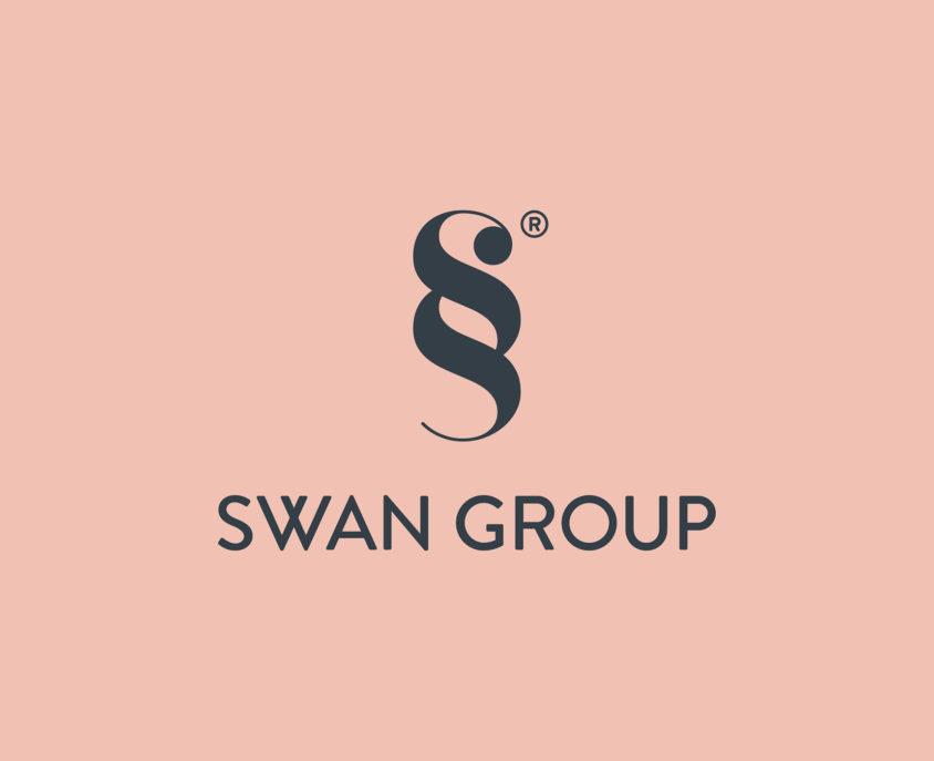 Swan Group visual brand