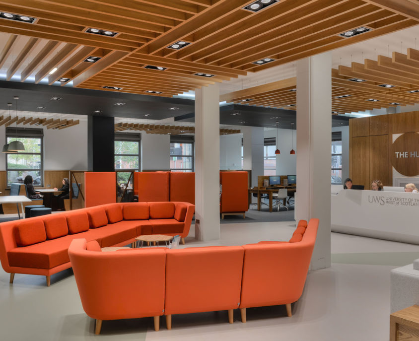 UWS Paisley Campus Student Hub